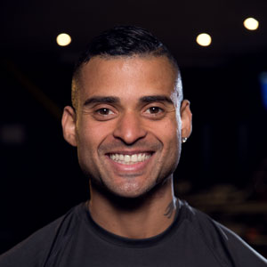Luis at Tribe HIIT club Hove