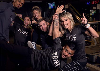 Trainers at Tribe HIIT club Hove